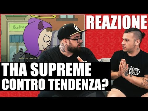 "THA SUPREME - ""SCUOL4"" | SPUNTI DI RIFLESSIONE"