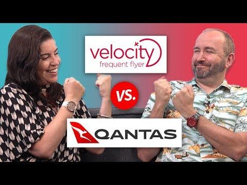 Qantas Frequent Flyer Vs Virgin Velocity