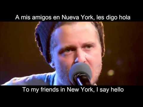 OneRepublic Good Life(Live)  subt. Ingles - Español