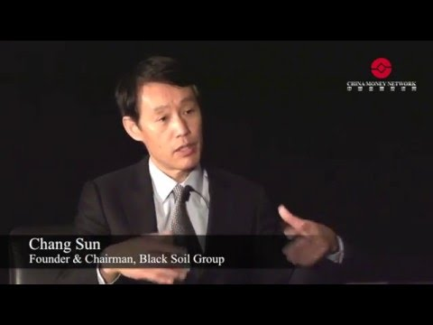 Video: Chang Sun Envisions Modern Agri Biz Combining Finance And Internet