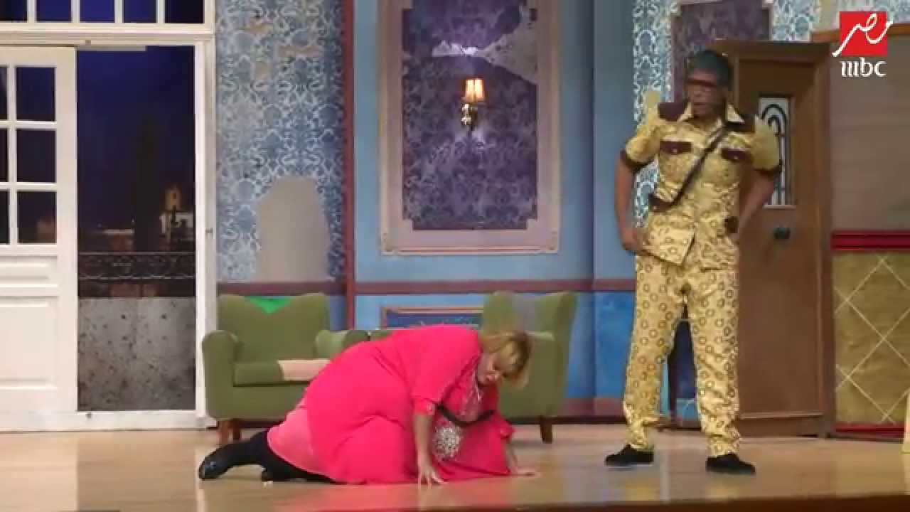 مسرح مصر -  عمر متولي ويزو