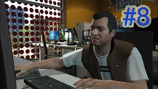 Grand Theft Auto V Walkthrough Gameplay Part 8 - Friend Request