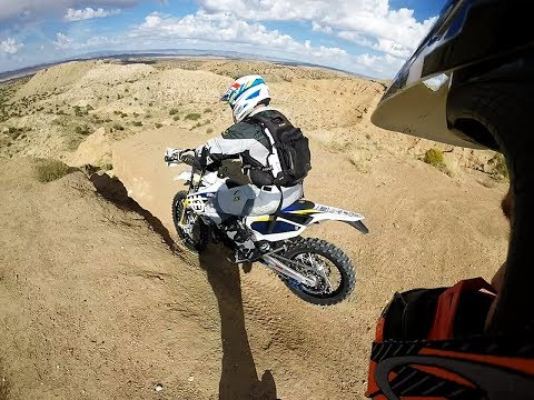 Star Wars Canyon Dirt Bike Freeride Rio Rancho NM 2017