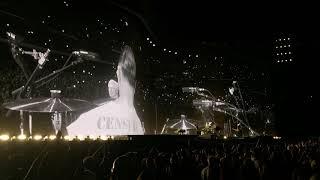 U2 tocando Elevation e Vertigo ao vivo em São Paulo. 19/10/2017.