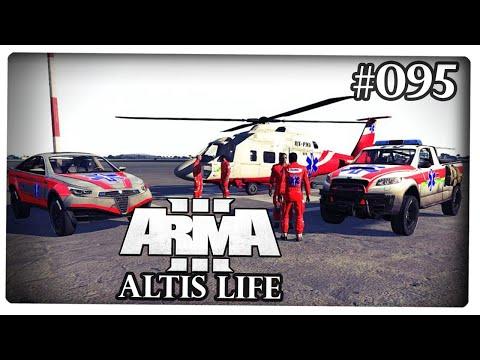 Let's Play Arma 3 - Altis Life #095 [GER/HD] MEDIC Dienst auf Death-Watch.de