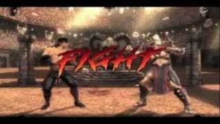 Mortal Kombat Original Theme with Lyrics