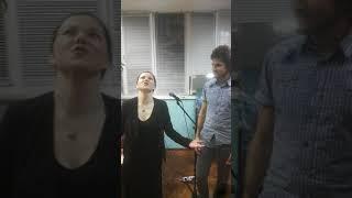 Отзыв Айгуль и Эдуарда о посещение вокального урока