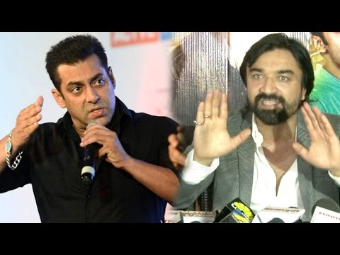 Ajaz Khan's SHOCKING INSULT To Salman Khan On Supporting Pakistani Actor Fawad Khan