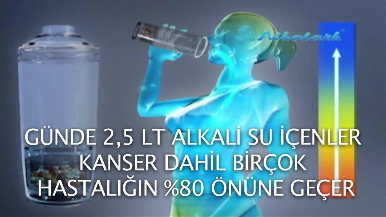 Alkalinli Su Diyeti
