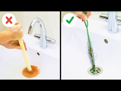 30 BATHROOM TIPS YOU HAVE TO KNOW