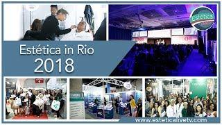 Estetica in Rio 2018 - Novidades e Destaques