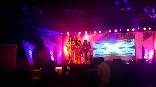 jss fashion show at bit bengaluru manthan2016