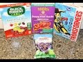 Black Forest, Annie's, Kroger Transformers & Dole Grape Fruit Snacks Review