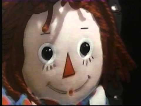 CBS FOX video promo Lucas 1986