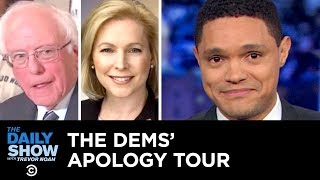 Democratic Candidates Kick Off Their 2020 Campaigns with an Apology Tour | The Daily Show