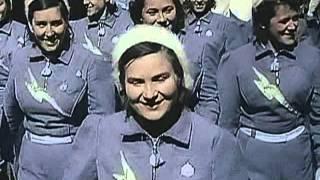 Вторая Мировая война в цвете 1 серия