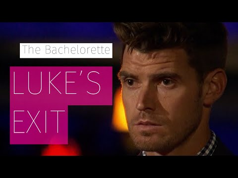 The Bachelorette - JoJo Fletcher - Luke Pell's Shocking Exit (Sound of Silence)
