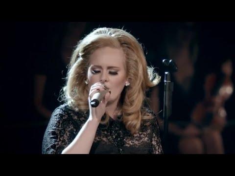 Adele Teases New Music On British TV?!