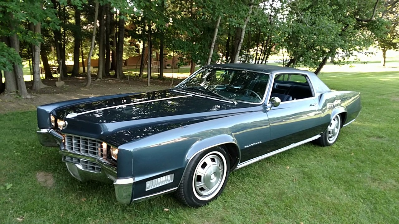 1967 Cadillac Eldorado Www Supersportmotors Sold