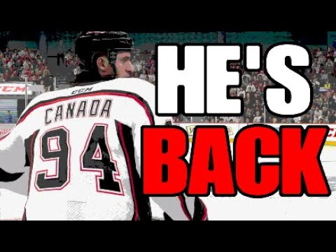 THE RETURN Of Doug Canada | NHL 19 Be A Pro