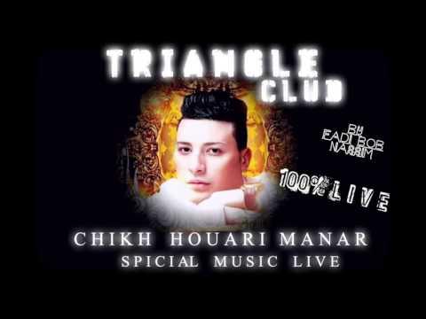 houari manar -galbi bghali wahad khatir live triangle 2015-by fadi bob nassim
