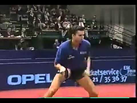 Liu Guoliang vs. Vladimir Samsonov --- Table Tennis 1999