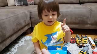 FATİH SELİME 3 POŞET OYUNCAK | Oyuncakları Gören Fatih Selim çok Şaşırdı | eğlenceli çocuk videosu