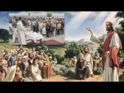 Busquen primero el Reino y su justicia, y todo lo demás se les dará por añadidura.