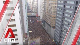 hong-kong-protestors-streets-massive-demonstration-extradition-bill