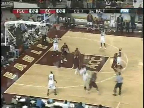 2006-07 BC Basketball Highlight Video