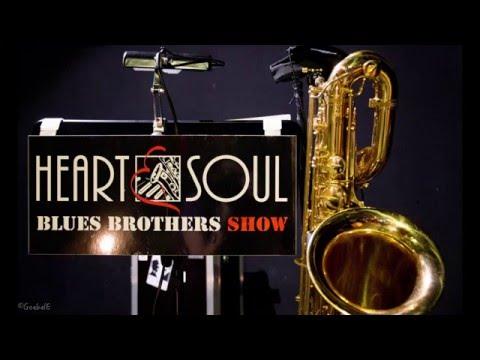 Heart & Soul Blues Brothers Show FUNKY NASSAU