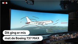 737 MAX: Waarom er honderden Boeings aan de grond staan