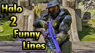 Halo 2 Funny Lines