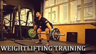 Продвинутая тренировка штангиста /S.BONDARENKO (Weightlifting & CrossFit)