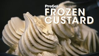 PreGel's Frozen Custard