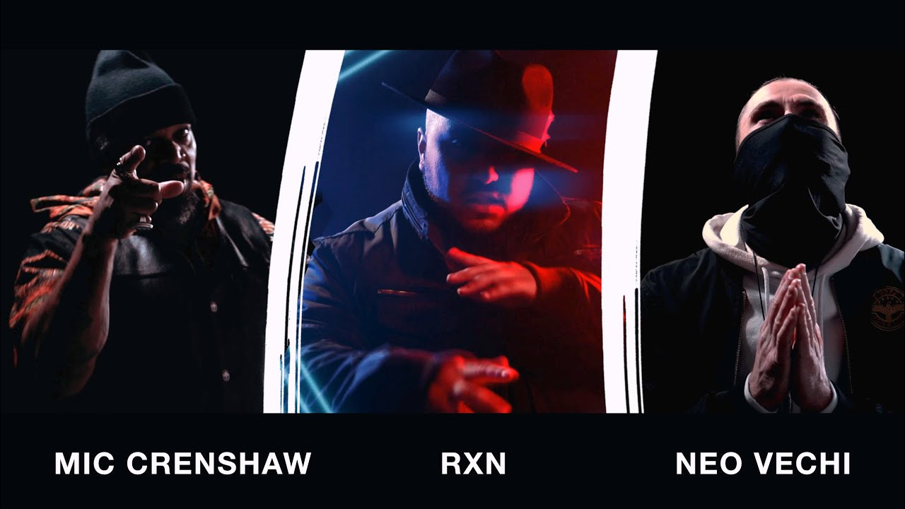Mic Crenshaw, Quincy Davis & RxN - Illuminations (Official video)