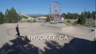 2012 SKATE TRIP - DAY 04 - TRUCKEE, CA