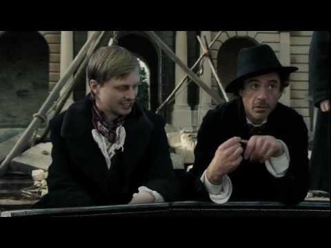 Sherlock Holmes Spoof Trailer
