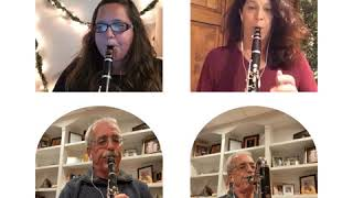 DSO Clarinets - In The Bleak Midwinter