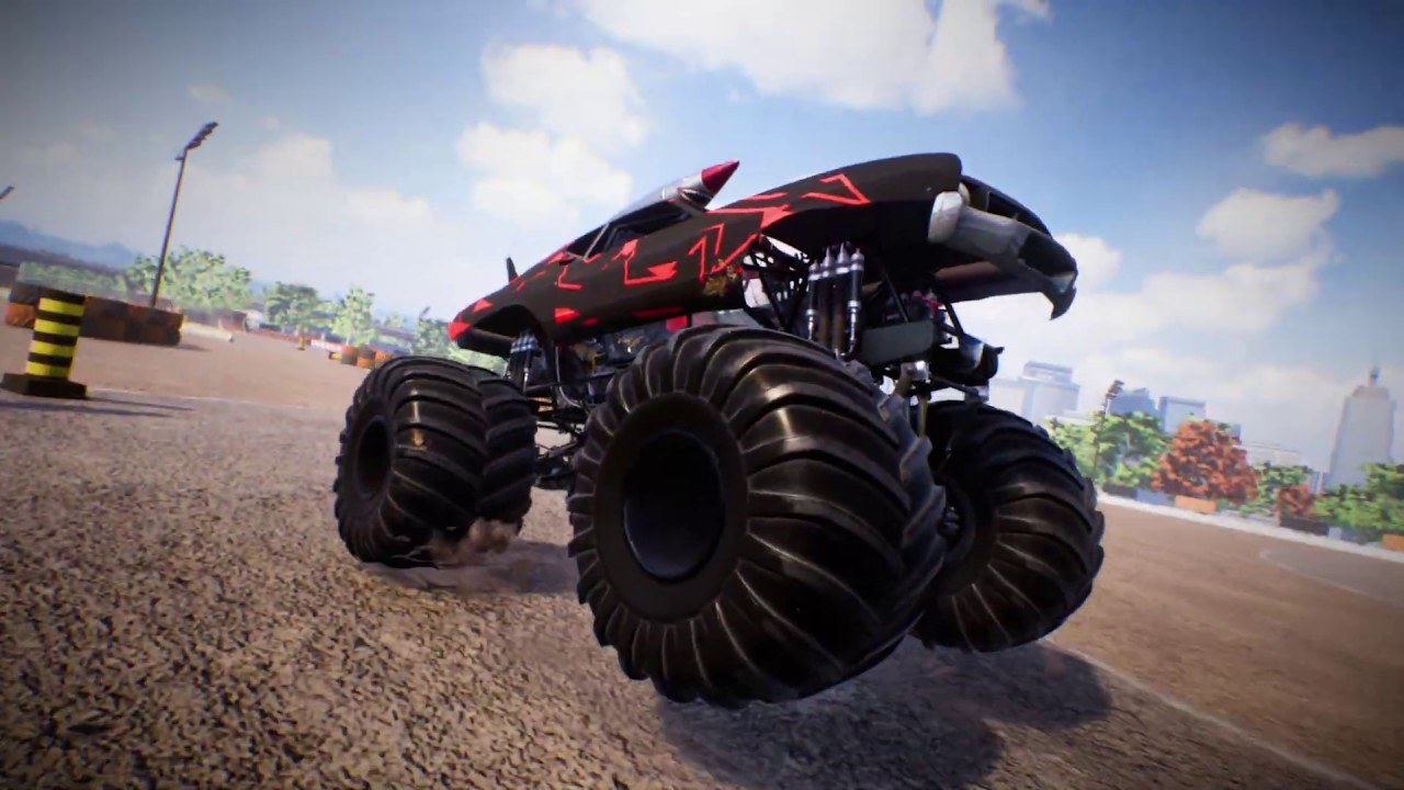 Monster Truck Championship Gets A New Gameplay Trailer Pure Playstation