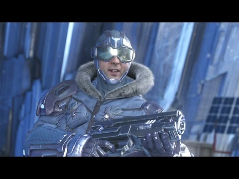 Injustice 2 - All Captain Cold Intro Dialogues!