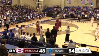 Springdale High School Basketball | Springdale vs. Rogers
