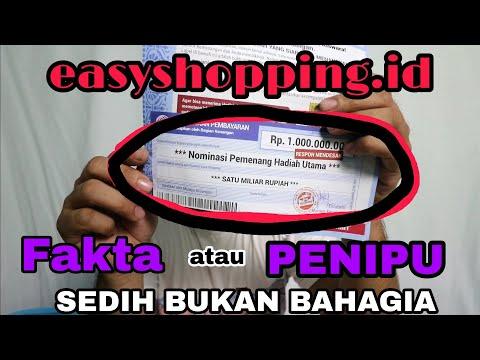 Hati Hati Bagi Penerima Surat Dari Easy Shoping Fakta Atau Hoax