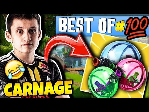 MAXALIBUR ENCHAÎNE 6 KILLS 😱 LEBOUSEUH TUE THEKAIRI► BEST OF FORTNITE FRANCE #100