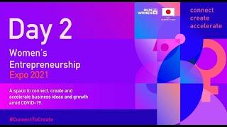 Women's Entrepreneurship Expo – Day Two