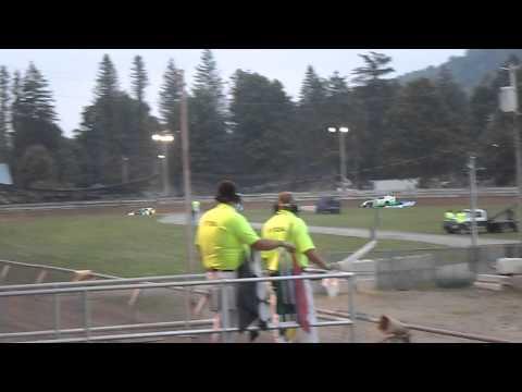 Little Valley Speedway Emods Heat 1 Part 2 7 17 15