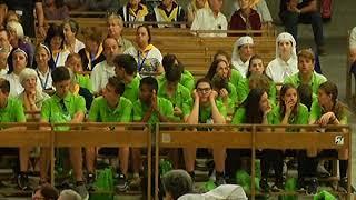 Messe internationale de Lourdes du mercredi 27 juin 2018