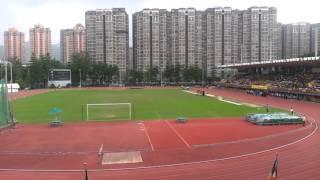 15-16全港佛教學校田徑比賽教師4×100m