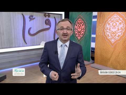Kur'an'ın Dilinden 431.Bölüm