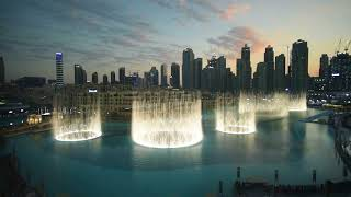 The Dubai Fountain - EXO #POWER Official Choreography - Stafaband